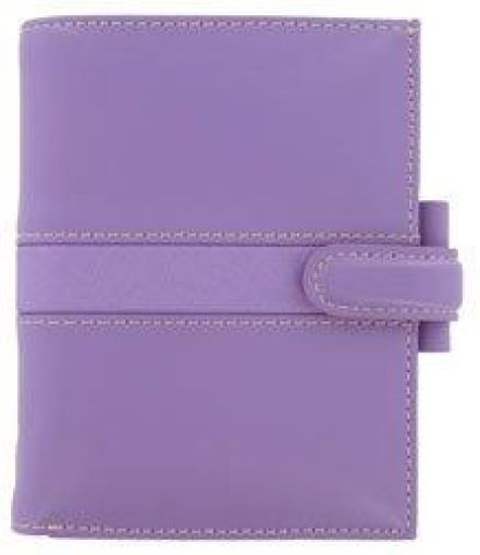 Filofax Mini Piazza Organizer in Violet