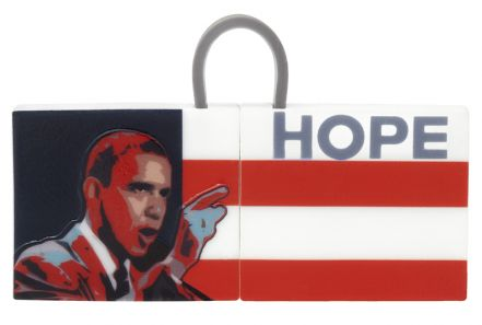 Obama Hope USB Memory 4 gb